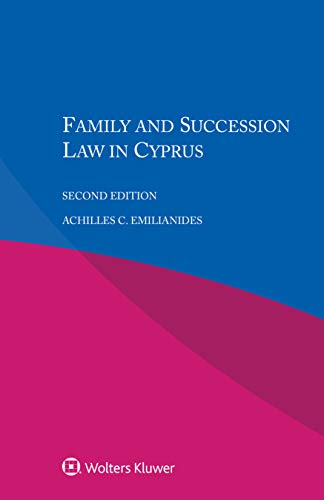 Family and Succession Law in Cyprus