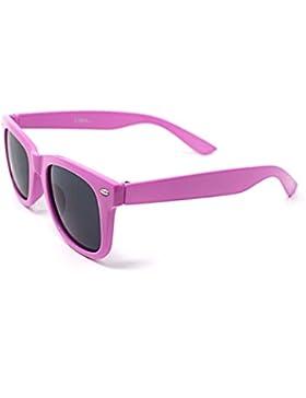 Ultra® rosa per bambini colorati bambini stile classico occhiali da sole UVA UVB UV400 classiche sfumature