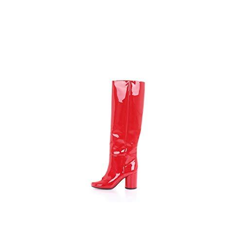 Maison Margiela S58WW0071 Stiefel Damen rot 38