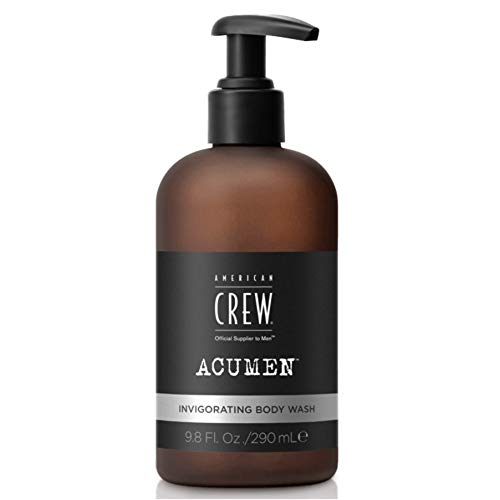American Crew Acumen Invigorating Body Wash