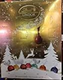 Lindt Lindor Assorted Chocolate Truffles Advent Calendar...