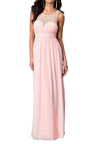 Prom Style Damen Attraktiv Chiffon Spitze Abendkleider Ballkleider ...