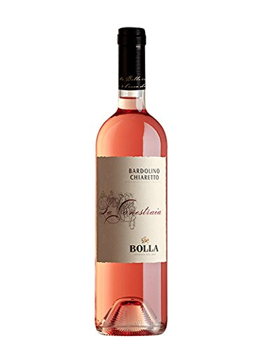 La canestraia bardolino chiaretto doc - bolla - vino rosato fermo 2017 - bottiglia 750 ml