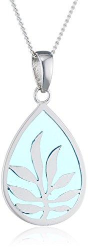 elements-damen-halskette-925-sterling-silber-41-cm-blau-p3852t