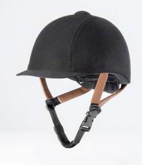 "USG Reithelm \""Comfort Tradition\"", schwarz, M"