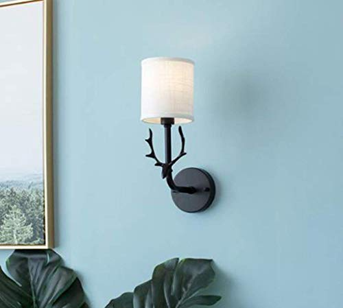 MONFS Home Éclairage Moderne Minimaliste Murale Chambre lit tête de lit arrière-Plan créatif Salon Couloir Accueil Mur éclairage (Color : B)