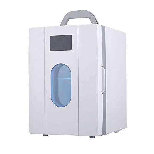DLINMEI Refrigerador Auto Hogar Coche Refrigerador