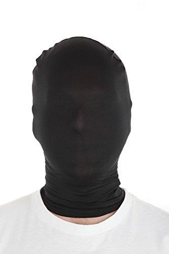 orphmaske, schwarz (Gute Kostüme Für Jungs)