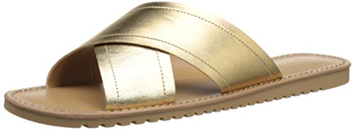 Franco Sarto Quentin Femmes Synthétique Sandale gold