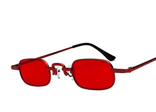 Qiyami Sonnenbrille Damen Klassisch Rechteckig Rahmen Brille Cool Mädchen Reise Sonnenbrille Frauen Polfilter Sonnenbrillen Laufen Wandern