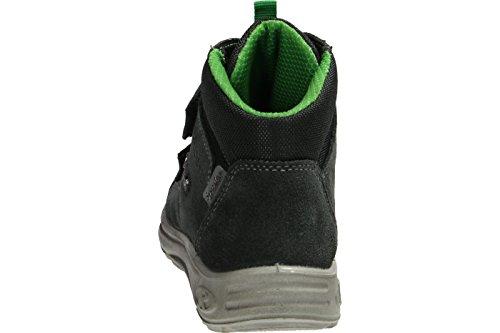 Ricosta64 4239100/481 - Pantofole a Stivaletto Bambino Grau