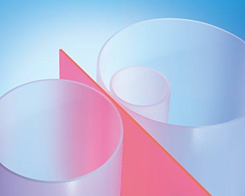 Plexiglasrohr satiniert ø 80/74 mm, L = 1000 mm