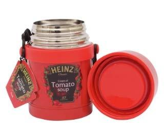 Heinz Tomato Soup & cucchiaio