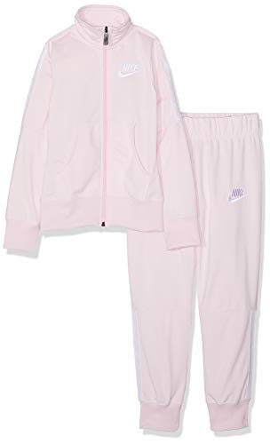 t Trainingsanzug, Rosa (pink foam /White/663), L ()