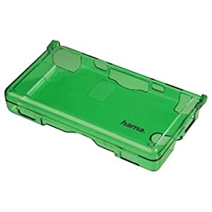Nintendo DS lite – Crystal Case transparent grün