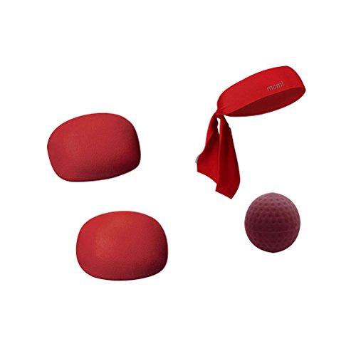 rosenice Stanz Speed Ball Elastic Boxen Ball Speed Agility Training Ausrüstung mit Band für Bewegung Fitness