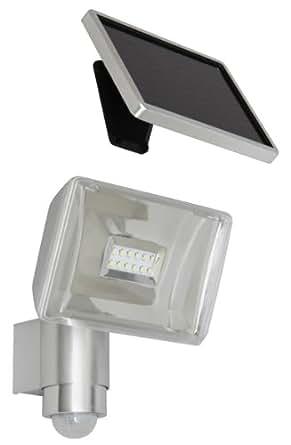 Ranex 5000.430 Applique Solaire avec Détecteur de Mouvement Aluminium