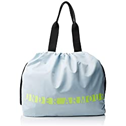 Under Armour UA Favorite Tote Bolsa Deportiva, Mujer, Azul (Coded Blue/Black/High-Vis Yellow 451), Talla única