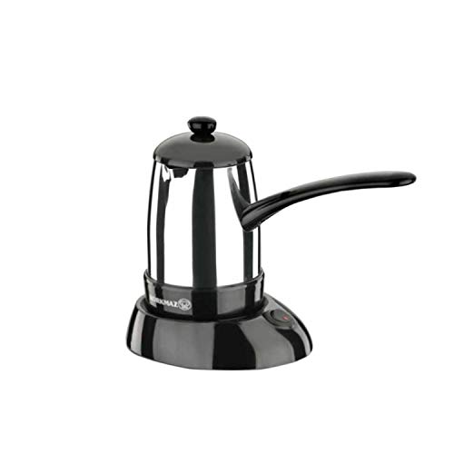 Korkmaz Elektrikli Cezve Mokka Maschine Turkisch Kaffee 400 Watt
