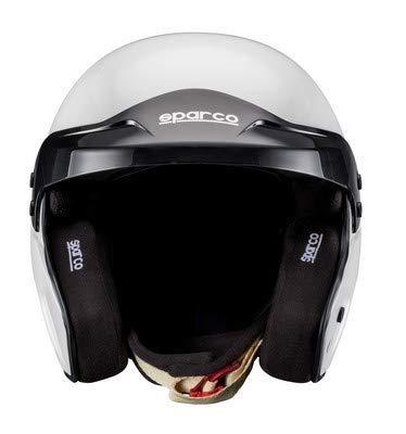 SPARCO S0033535XL Casque Pro Rj-3 TG Fia. XL Noir