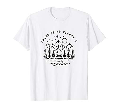 There is No Planet B T-Shirt für unsere Erde Umwelt