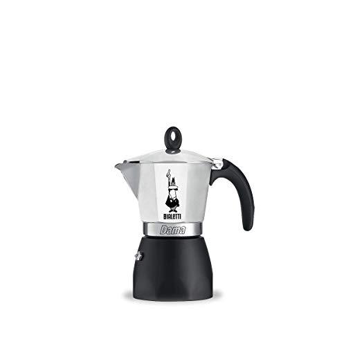 Bialetti Dama Gran Galà, cafetera de aluminio 3 tazas