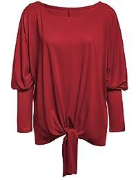 9b57d0749517 Amazon.es: Vestidos De Calle - Camisetas, tops y blusas / Mujer: Ropa