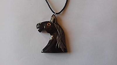 Pendentif cheval