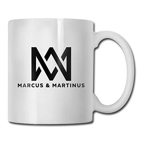 Marcus & Martinus Kaffee Keramik Teetasse Kaffeetasse Geschenk Tasse personalisierte benutzerdefinierte Geschenk