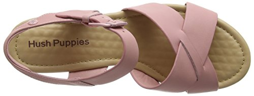 Hush Puppies Damen Eva Farris Pumps Pink (Rosebud)