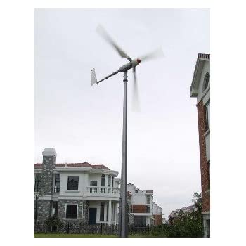 GOWE 3KW grid tie wind turbine generator: Amazon co uk: DIY