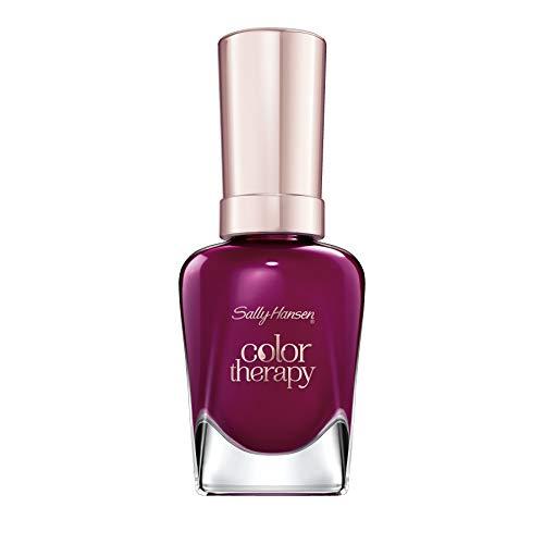 Sally Hansen Color Therapy Nagellack 505 Calming Cranberry, 15 ml