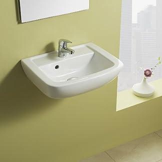 Gala smart – Lavamanos smart 45cm con juego sujección blanco
