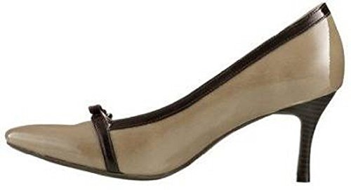 Chillany Lacksynthetik Chillany Lacksynthetik Pumps Pumps Von Von Taupe YqpXap