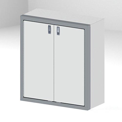 RB Komponenten 6055Unterschrank, 91,4cm H x 35,6cm D x 81,3cm W (Aluminium-trailer-schrank)