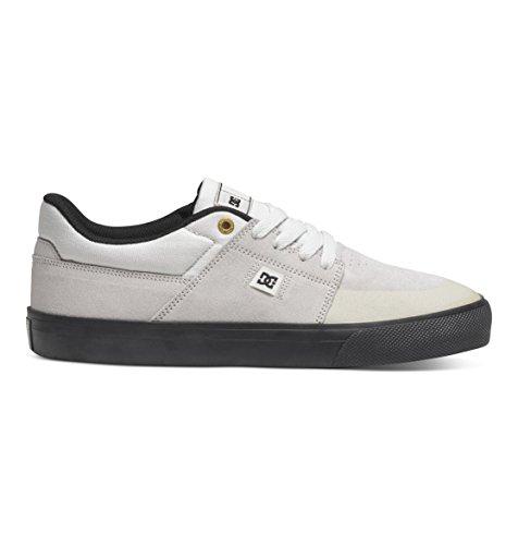 DC Wes Kremer S Se chaussures pour hommes Multicolore - Blanc/noir
