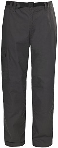 Trespass MABTTRI10004, Pantaloni e Cinta Uomo Multicolore (Multicoloured - Khaki)