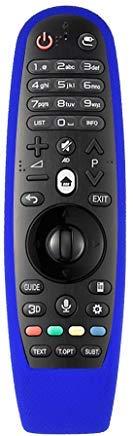 ikon Fernbedienung, Voice Fernbedienung Cover für LG Smart TV-Fernbedienung Controller an-mr600Kratzfest TV Fernbedienung Fall ()
