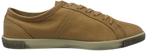 Softinos Tom Washed, chaussons d'intérieur homme Marron