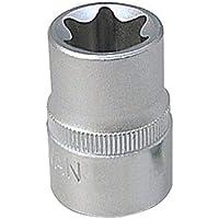 """KS Tools - Llave de vaso para tornillos Torx (1/2"""", E12)"""
