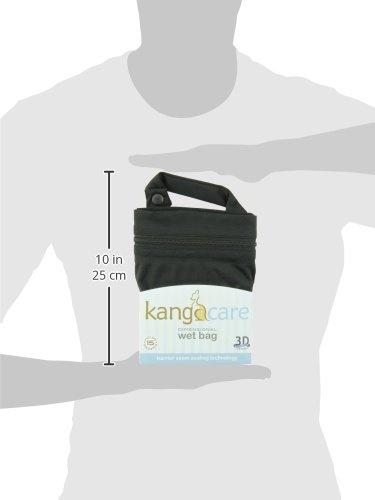 Kanga Care WB2021 Nasstasche Säugling Unisex, phantom schwarz