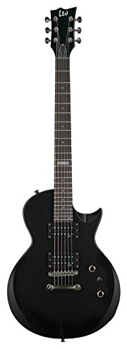 LTD GUITARS & BASSES EC 10BLK KIT   SET DE GUITARRA ELECTRICA