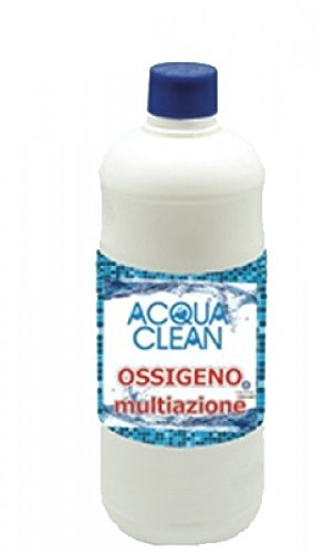 Sauerstoff Aktiv multiazione Multifunktionsgerät für Pool-Desinfektion Algen–1lt