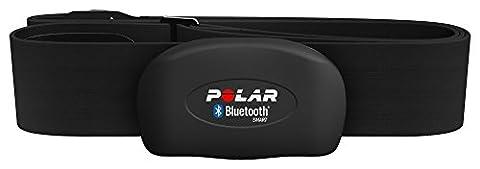 POLAR Brustgurt H7 WearLink, M-XXL, 92044305 für iPhone 4S, iPhone 5/ 5C / 5S