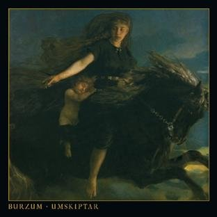 Burzum: Umskiptar (Audio CD)
