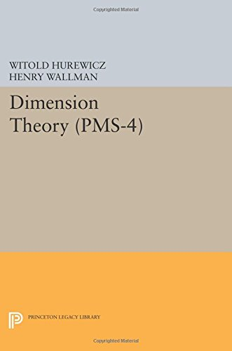 Dimension Theory (PMS-4) (Princeton Mathematical Series)