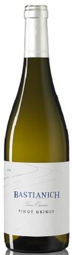 Bastianich Pinot Grigio 2018-6 bottliglie da 750 ml