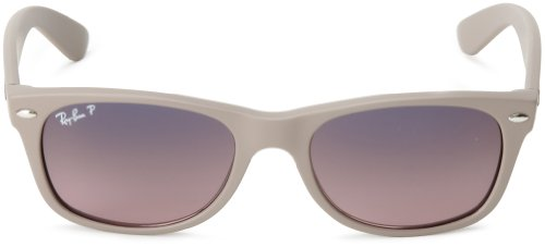 Ray-Ban Men Women MOD. 2132 – 6052 Plain Sunglasses – beige – One size