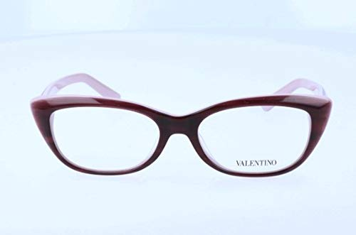 Valentino Damen V2661 Brillengestelle, Pink, 52