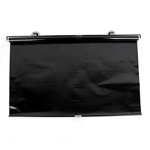 """Preisvergleich Produktbild sourcingmap® Van Auto LKW schwarz Rolle Design Sonnenblende Fenster Sunshield 65"""" x 26,8 \'\'"""